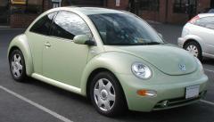 1998 Volkswagen New Beetle Photo 2