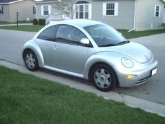 1998 Volkswagen New Beetle Photo 4
