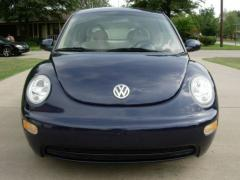 1999 Volkswagen New Beetle Photo 3