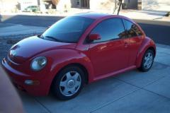 1999 Volkswagen New Beetle Photo 4