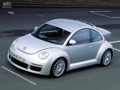 2000 Volkswagen New Beetle Photo 3