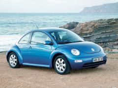 2000 Volkswagen New Beetle Photo 5