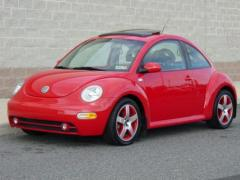 2001 Volkswagen New Beetle Photo 1