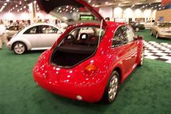 2002 Volkswagen New Beetle Photo 4