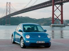 2003 Volkswagen New Beetle Photo 2