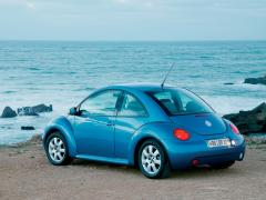 2003 Volkswagen New Beetle Photo 3