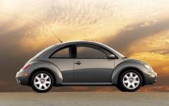 2003 Volkswagen New Beetle exterior