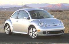 2004 Volkswagen New Beetle exterior