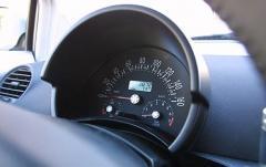 2004 Volkswagen New Beetle interior