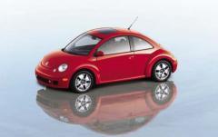 2004 Volkswagen New Beetle Photo 17