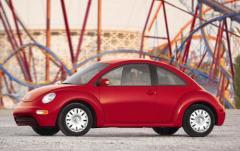 2004 Volkswagen New Beetle Photo 6