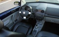 2005 Volkswagen New Beetle interior