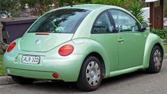 2005 Volkswagen New Beetle Photo 2