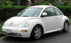 2005 Volkswagen New Beetle Photo 1