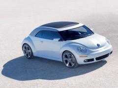 2005 Volkswagen New Beetle Photo 5