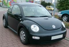 2007 Volkswagen New Beetle Photo 3