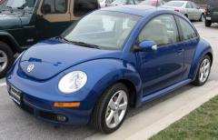 2007 Volkswagen New Beetle Photo 7