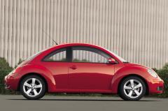 2007 Volkswagen New Beetle exterior