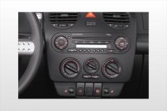 2007 Volkswagen New Beetle interior
