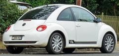 2008 Volkswagen New Beetle Photo 4