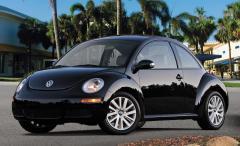 2008 Volkswagen New Beetle Photo 5