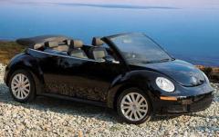 2008 Volkswagen New Beetle exterior