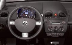 2008 Volkswagen New Beetle interior