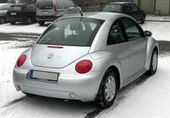 2009 Volkswagen New Beetle Photo 5
