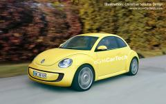 2010 Volkswagen New Beetle Photo 4
