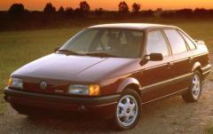 1991 Volkswagen Passat exterior