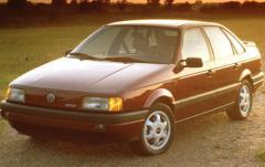 1994 Volkswagen Passat exterior
