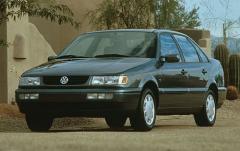 1997 Volkswagen Passat exterior