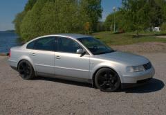 2000 Volkswagen Passat Photo 1