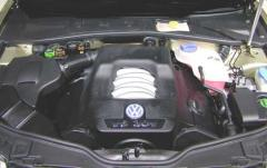 2003 Volkswagen Passat exterior