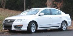 2008 Volkswagen Passat Photo 1