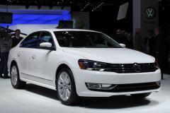 2012 Volkswagen Passat Photo 1