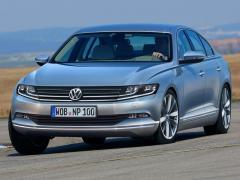 2014 Volkswagen Passat Photo 1