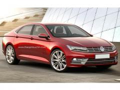 2016 Volkswagen Passat Photo 1