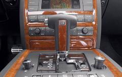 2005 Volkswagen Phaeton interior