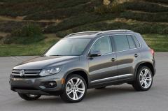 2012 Volkswagen Tiguan Photo 1