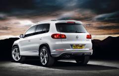 2013 Volkswagen Tiguan Photo 3