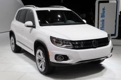 2013 Volkswagen Tiguan Photo 8