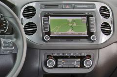2013 Volkswagen Tiguan interior