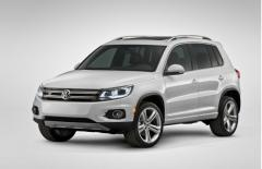 2014 Volkswagen Tiguan Photo 1