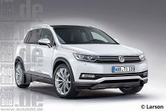 2016 Volkswagen Tiguan Photo 1