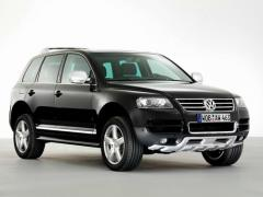 2005 Volkswagen Touareg Photo 1
