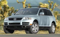 2006 Volkswagen Touareg exterior