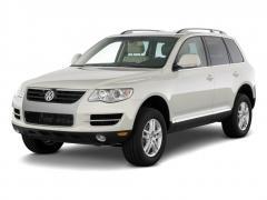 2010 Volkswagen Touareg Photo 1