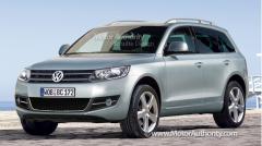 2011 Volkswagen Touareg Photo 1