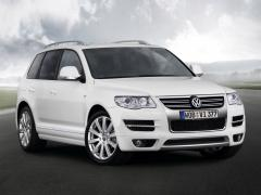 2012 Volkswagen Touareg Photo 1